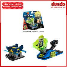 một hộp] xếp hình lắp ghép non - lego ninjago con quay lốc xoáy masters  spinjitzu ninja bela 10791 - 10796 - Sắp xếp theo liên quan sản phẩm
