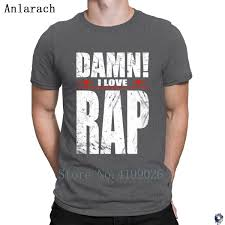 Love Rap Tshirts Unique Customize Latest Clothing Tshirt For Men Summer Style Graphic Short Sleeve Top Tee