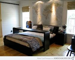 ... Modern Decoration Mens Bedroom Furniture 20 Contemporary Masculine  Bedrooms ...