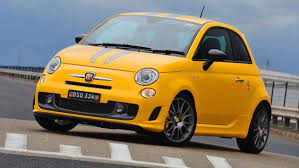 Proof positive that downsizing is a serious trend: Abarth 695 Tributo Ferrari 2012 Review Carsguide