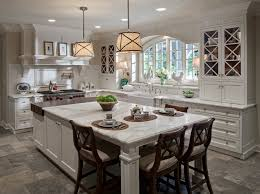 kitchen design cabinets traditional light: white and warm classic traditional kitchen