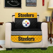 steelers seat covers chair protector auto