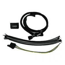 trailer tow wiring harness kit with 7 way round connector Dinghy Towing List at Trailer Towing Wiring