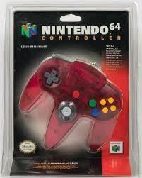 N64 Price Chart Nintendo 64 Controller Watermelon Funtastic Value