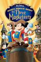 Mickey Donald Goofy: The Three Musketeers