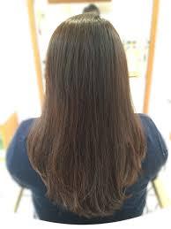 梳きすぎてスカスカになってしまった髪の改善カット