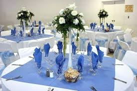 round table decor wedding