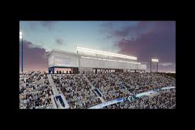 Foreman Field Seating Chart Odus Plans For An Expanded Foreman Field Appear To Be Smart