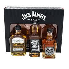jack daniel s family of fine spirits miniature gift set