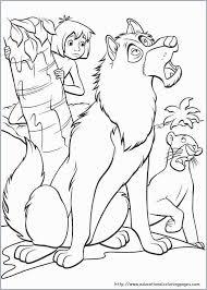 Jungle Book Coloring Pages To Print Astonishing Kleurplaten En Zo