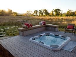 hot tub deck. Hot Tub Deck From HGTV Dream Home 2012 | Pictures And Video S