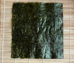 nori sheet lesson 4 styles maki zavelli