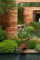 Cool backyard pond design ideas for you who likes nature Fountains Cool Backyard Pond Design Ideas 05 Aboutruth 73 Cool Backyard Pond Design Ideas For You Who Likes Nature Aboutruth