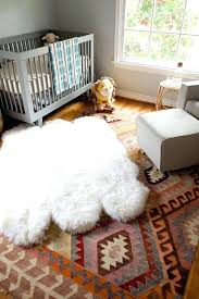 rug for baby room gray boys nursery with layered rugs white fluffy rug for baby room rug for baby room