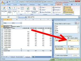 How To Add A Field To A Pivot Table 14 Steps With Pictures