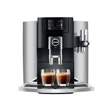 Number of cups per brew: Jura E8 Chrome Automatic Coffee Machine Sur La Table