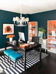 Home office colorful girl Bedroom Darktealdream Home Office Warrior 13 Inspiring Home Office Paint Color Ideas Home Office Warrior