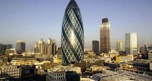 The London tower known as the Gherkin is being bought by the Safra Group,  the