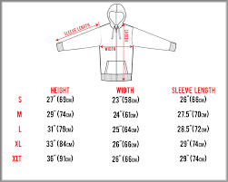 Soft Shell Jacket Size Chart Soft Shell Jacket Haunted