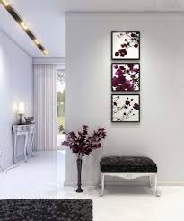 Interior:Modern Classic Hallway With Purple Accents Design Idea Beautiful  Hallway Interior Design Ideas