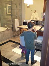HinesSight Blog Pack Your Bags A Travelers Look At The Ritz - Ritz carlton bathrooms