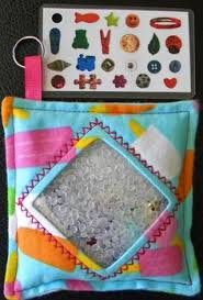 i spy bag mini with sewn word list and detachable picture word list popsicles