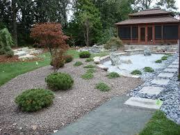 Outdoor  Garden Design Pictures Japanese Garden Design Landscape Japanese Backyard Garden