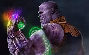 Thanos Wallpaper 4k ...