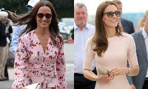 Pippa Middleton spotted in Kate's favourite jeans in unseen casual look