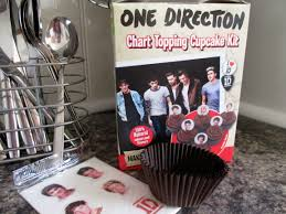 One Direction Bedroom Decor One Direction Cupcakes Bake With Me
