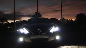 2017 Nissan Altima Led Fog Lights 2016 2017 Nissan Altima Hid Retrofit Kit Bi Xenon Led