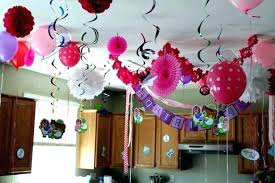 birthday party decoration ideas at home house party decorations home housewarming party decorations and supplies birthday