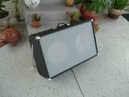 Fender Bandmaster Speaker Cabinet Custom Amp Cabinets By Armadillo Amp Works