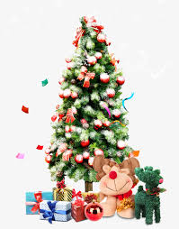Christmas Tree Tree Clipart Gift Png And Psd File For Free Download