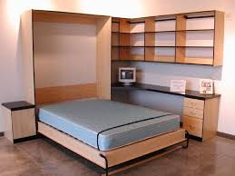 office bed. Closets To Go Loft Murphy Bed Office