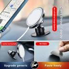 <b>1PC Charger Holder Car</b> Phone Charging Bracket Magnetic ...