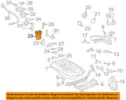 TOYOTA OEM-Fuel Filter 233000A020 | eBay