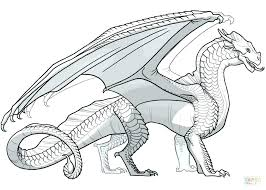 Printable Dragon Coloring Pages Parichayinvestments Perfect Coloring