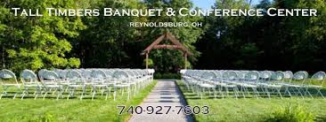 tall timbers banquet conference center in reynoldsburg ohio affordable wedding venue