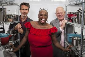 Great British Menu Judge Andi Oliver Hits Out At Claims He Was Hired