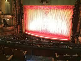 Aladdin Theater Nyc Seating Chart New Amsterdam Theatre Section Mezzanine R Row Dd Seat 4