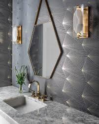 5x Inspiratie Voor Metallic Behang In Huis Eigen Huis En Tuin