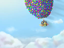 Up House Balloons Up House In The Sky By Sucki Artist On Deviantart