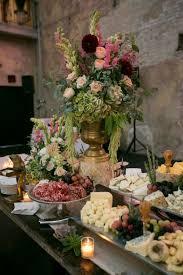 Wedding Food Tables Simple Elegant Black Tie Minnesota Wedding Anniversary Secrets
