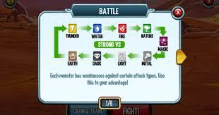 Monster Legends Guide Monster Legends Elements For New