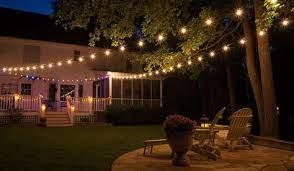 outdoor patio lights solar lights