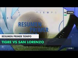 Compacto Tigre Vs San Lorenzo 2 - 2 La Superliga Argentina 2018 ...
