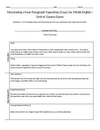 staar expository essay graphic organizer by annette maly tpt staar expository essay graphic organizer