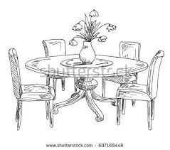 kitchen table clipart black and white. full size of home design:fancy drawing dining room clip art black and white 35 kitchen table clipart