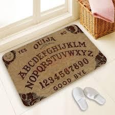 Hot Sale Custom Ouija Board Door Mat Art Design Pattern Printed ...